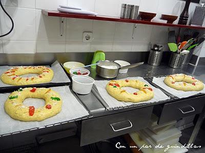 Roscón de Reyes (¡esta vez sí que sí!)