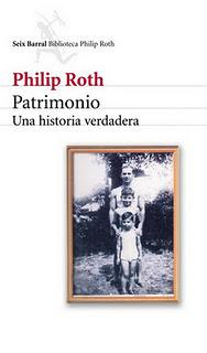 Patrimonio. Una historia verdadera, de Philip Roth