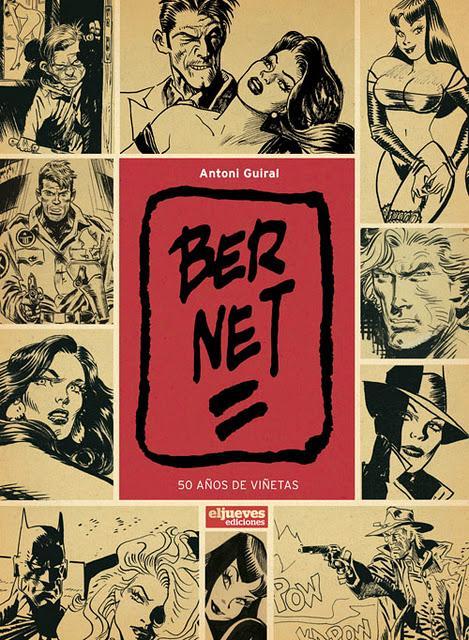 Bernet, 50 años de viñetas
