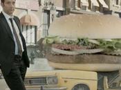 """""""Everybody loves Clive"""". rodó vídeo anuncio Clive Owen para Burger King"""