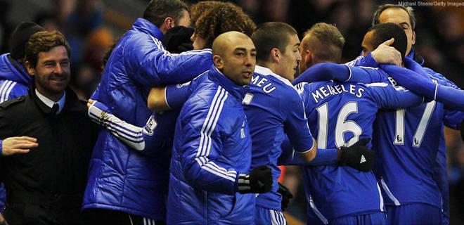 Lampard salva al Chelsea!