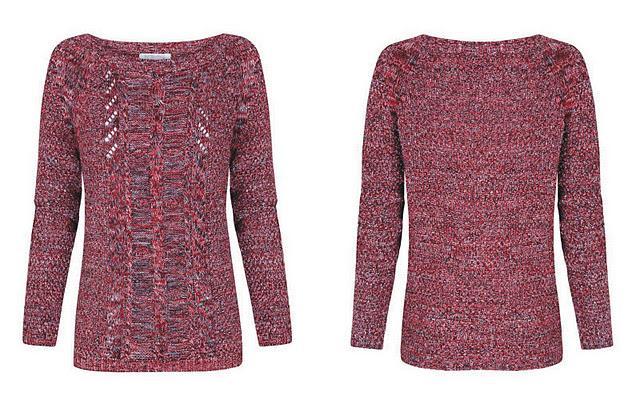 Me lo quitan de las manos: jersey tricot