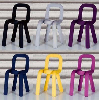 Bold Chair - Sillas de tubos