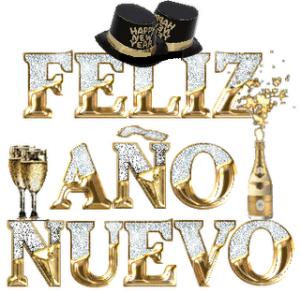 mensaje de feliz año nuevo