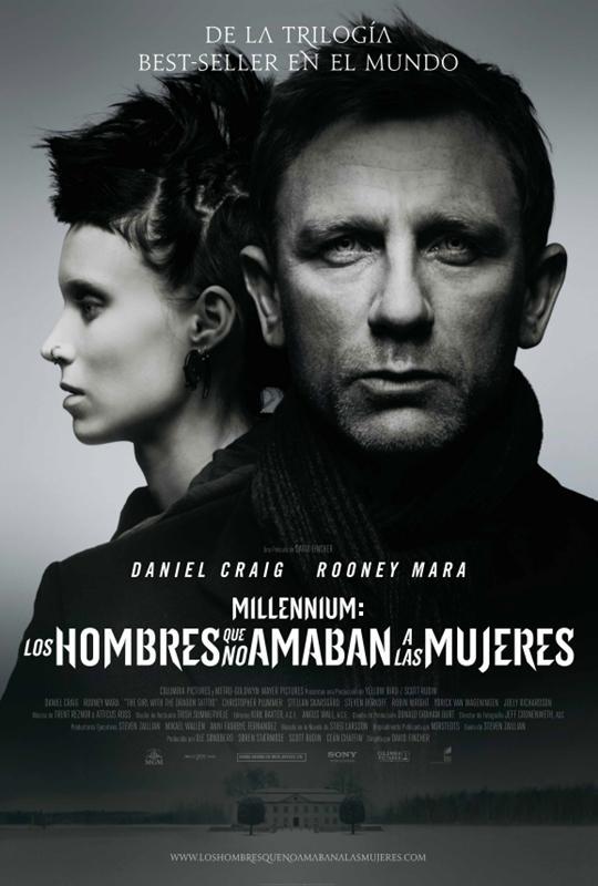 """Reseñas cine: """"Millenium: Los hombres que no amaban a las mujeres"""""""