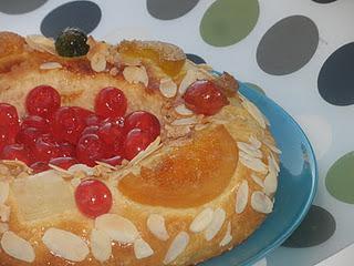Roscón de Reyes (muy fácil)
