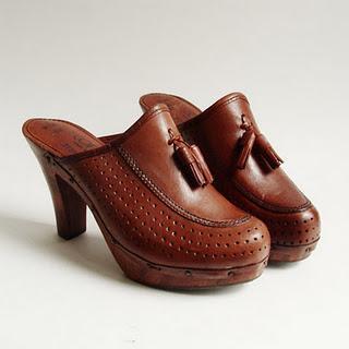 Para empezar el año con buen pie: Zapatos Vintage