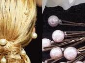 horquillas para cabello como Chanel