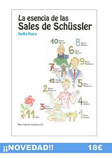 Lanzan un libro sobre la esencia de las Sales de Schussler