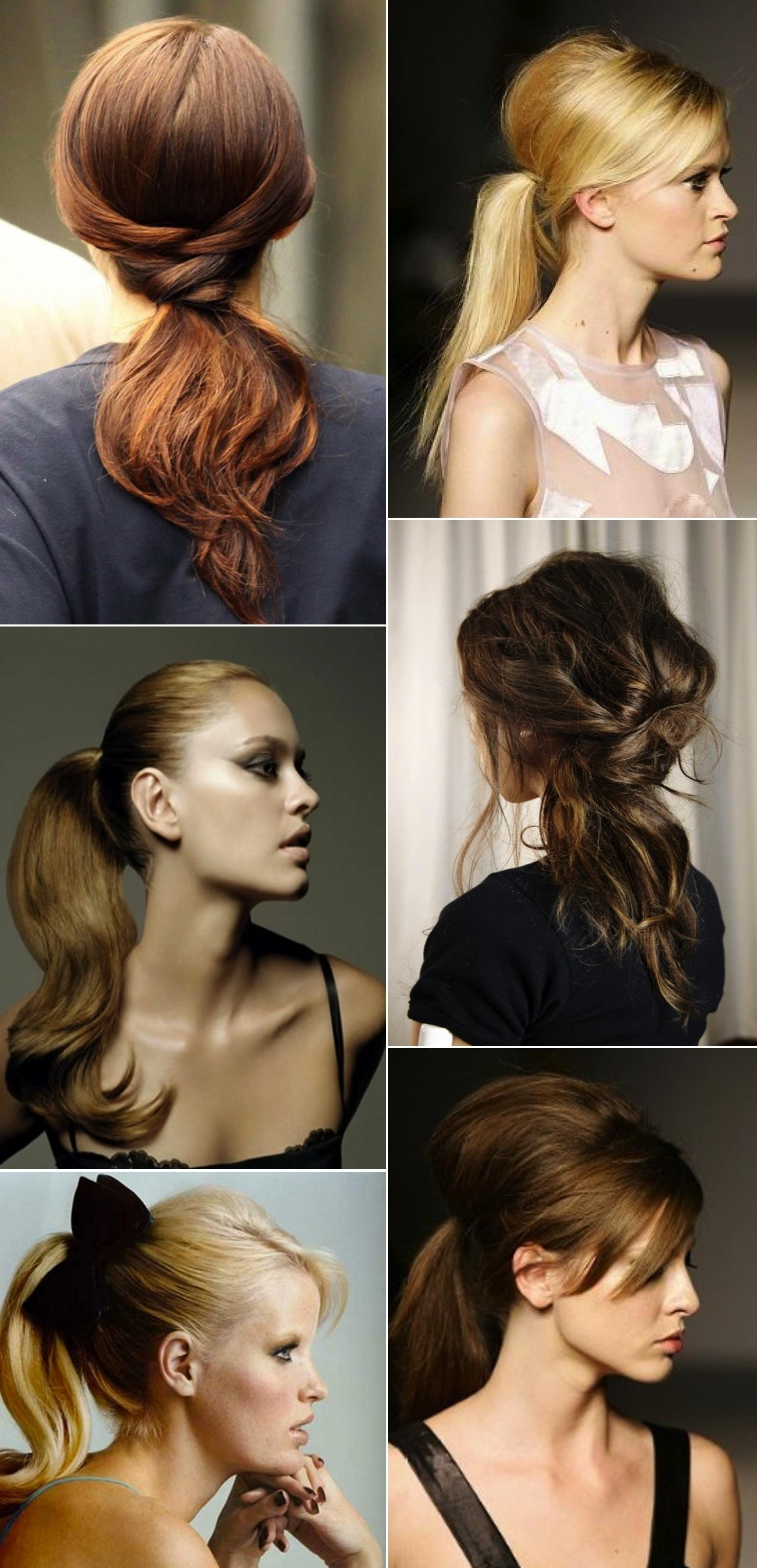 Peinados-Coleta/Hairstyle-ponytail