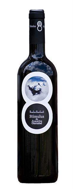 STIMULUS DE JUANITO OIARZABAL 2010 ( Bodegas Ambrosio Castro Alonso - DOCa. Rioja))