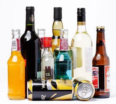 Después de los excesos de alcohol , la abstinencia no es una buena