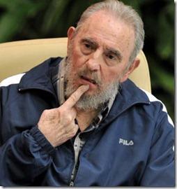 TOPSHOTS-CUBA-COMMUNIST-PARTY-CONGRESS-FIDEL-CASTRO