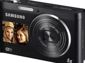 Samsung DV300F, cámara compacta WiFi doble pantalla