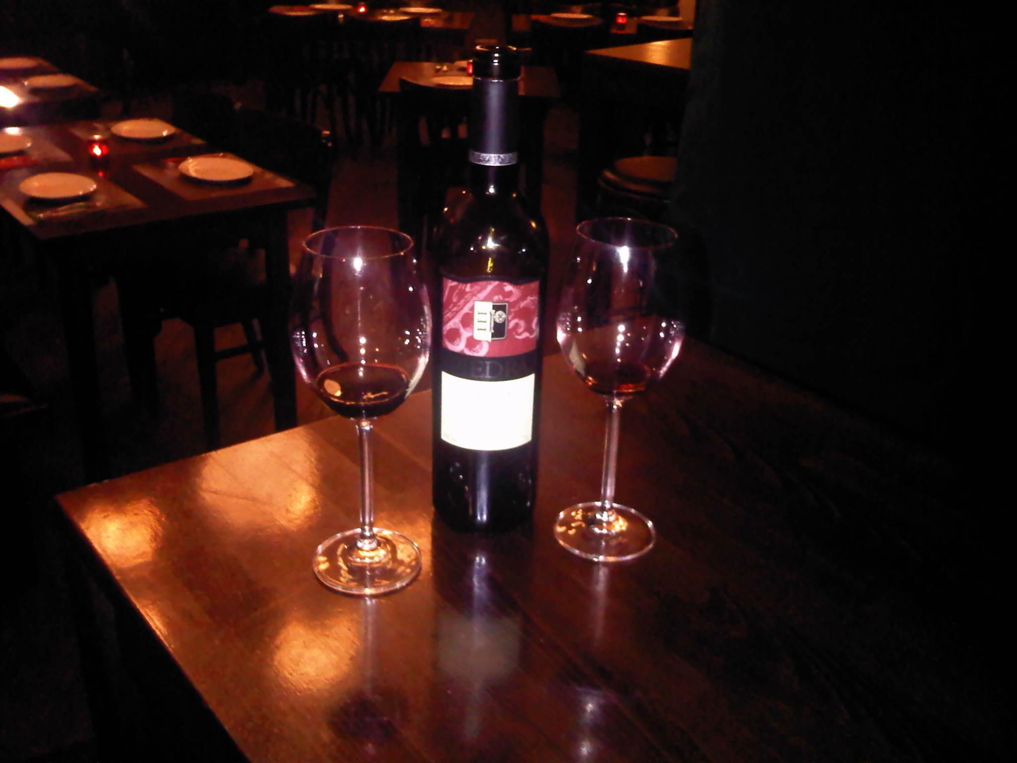 Vino Tinto Piedra Crianza 2006 D.O. Toro , No etiqueta Rioja sino Roja