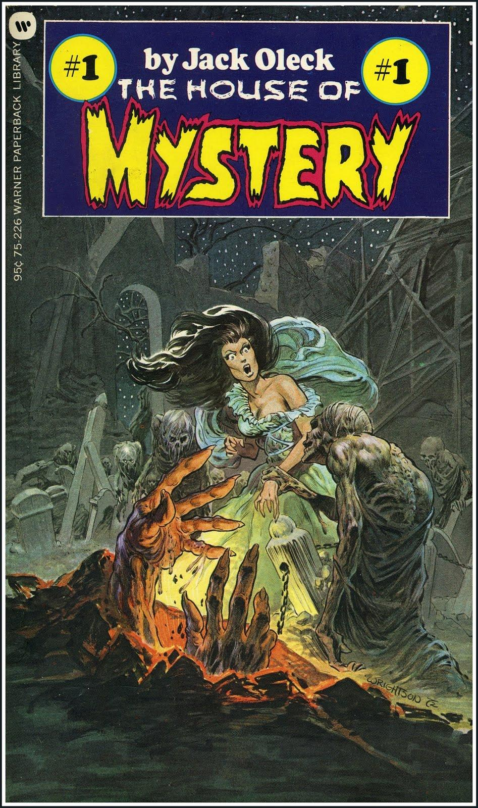 Berni Wrightson – The House of Mystery