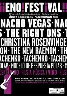 Nace el enoFestival, el primer festival que fusiona música independiente y cultura enológica