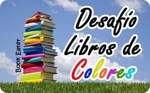 Desafío 2012 · Libros de colores