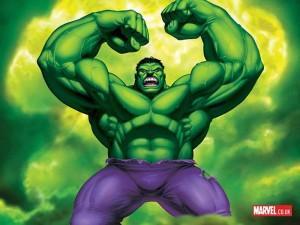 Hulk Marvel Pinball