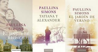 Desafío 2012 (1): Trilogía Paullina Simons