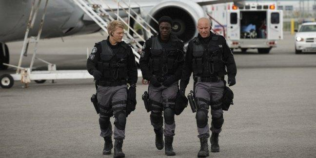 'Flashpoint' consigue una quinta temporada