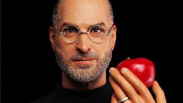 Steve Jobs ahora sera una figura de accion