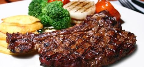 Carnes rojas bien cocidas relacionadas con el riesgo de cáncer