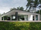 Casa minimalista Villa Veth