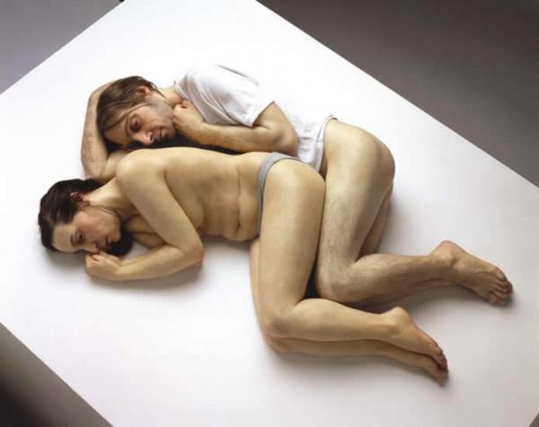 Exposición Ron Mueck