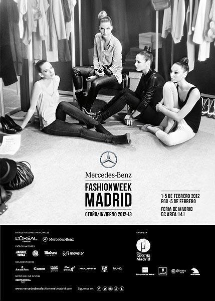 Mercedes-Benz Fashion Week Madrid...