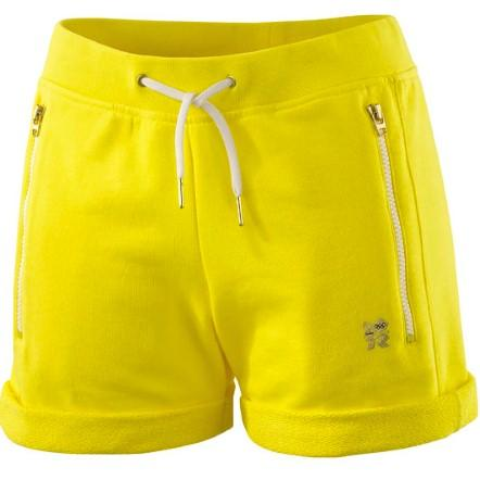 Stella McCartney for Adidas Yellow Shorts