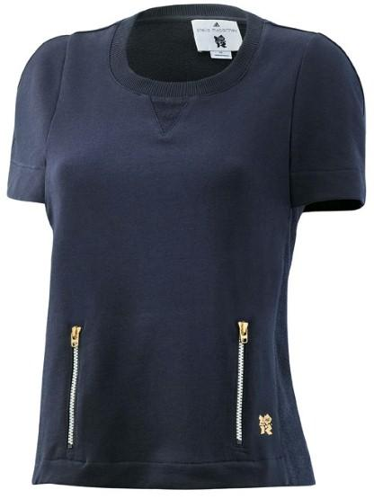 Stella McCartney for Adidas Navy Top
