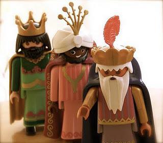 Cabalgata de Reyes en Almadén