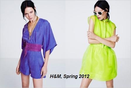 Colección de H&M;, Primavera/Verano, 2012. Mira el vídeo