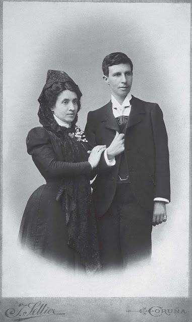 Pájaros de Portugal: Elisa y Marcela se casaron en 1901