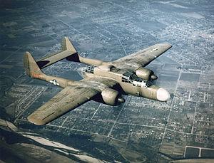 Northrop P-61 Viuda Negra