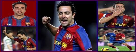 Visca Fútbol - Xavi Hernández
