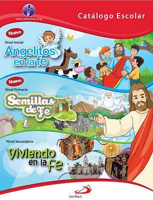 CATÁLOGO ESCOLAR 2012: EDITORIAL SAN PABLO