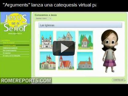 Original catequesis virtual para niños