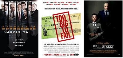 Películas sobre la crisis financiera