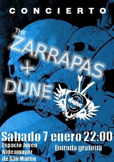 Agenda musical de Valladolid (semana del 5 al 11 de enero)