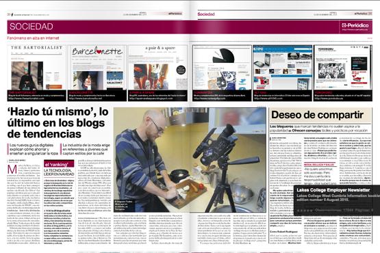 Barcelonette en El Periódico