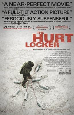 En tierra hostil (The hurt locker; U.S.A., 2009)