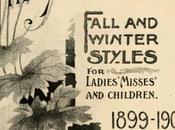 Moda Sombreros para Invierno 1899