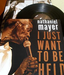 Nathaniel Mayer I just want to be held (2004)