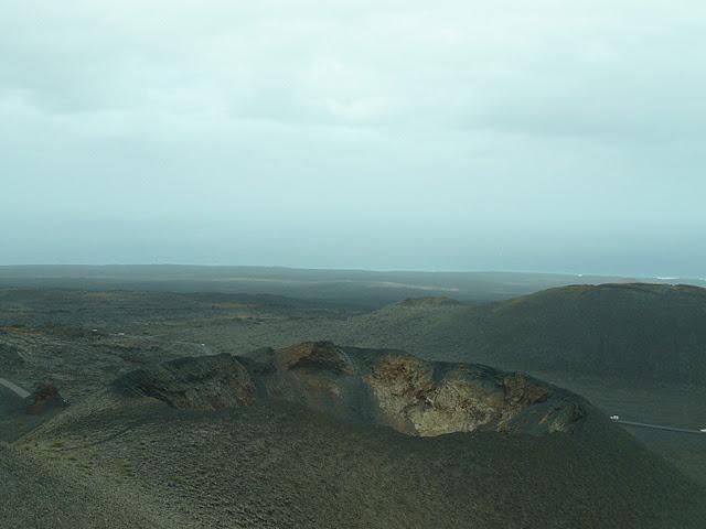 el Parque Nacional de Timamfaya