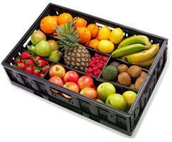 Frutas y verduras que no adelgazan