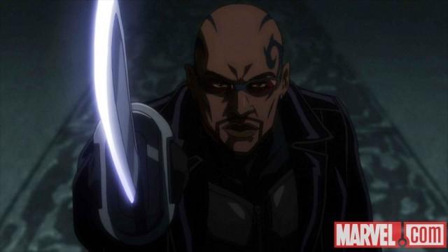 Blade, promo de la serie de animación