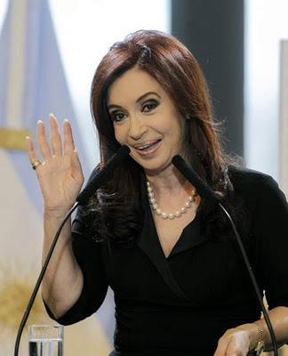 Presidenta de Argentina ingresada para extirparse el carcinoma en el tiroides