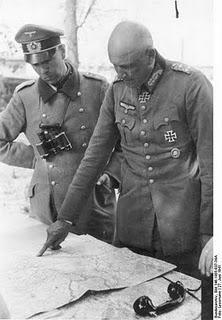 Los heroicos combates defensivos del Noveno Ejército Alemán en el sector de Kalinin-Rzhev - 04/01/1942.